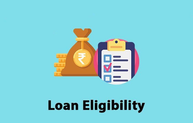 Loan eligibility decided by bank