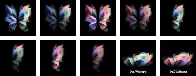 Download Wallpaper Samsung Galaxy Z Fold 3 Gratis-1