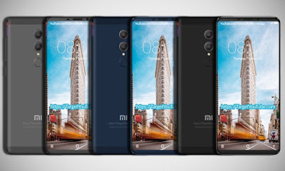 Xiaomi Redmi Note 5 Leaked : 18:9 Display, Dual Rear Camera