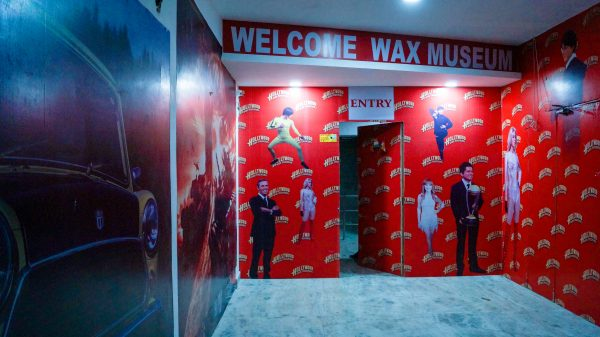WAX MUSEUM ,History,timing ,hollywood wax museum
