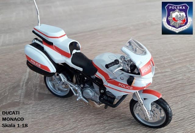 MONAKO • MOTOCYKLE