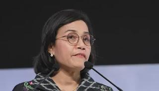 Sri Mulyani Bagi-bagi Pulsa Rp200 Ribu Per Bulan, Sst...Cuma PNS