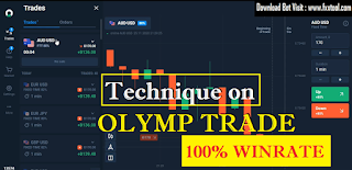 Super technical for trading Olymp trade