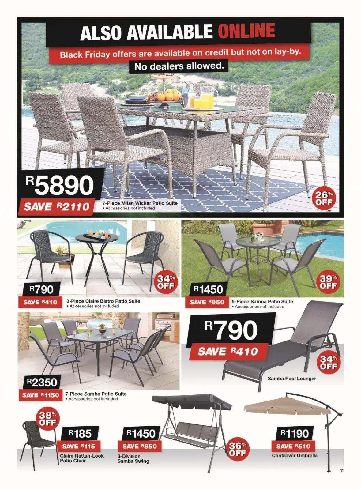 Ofertas de Black Friday de House & Home Página 7
