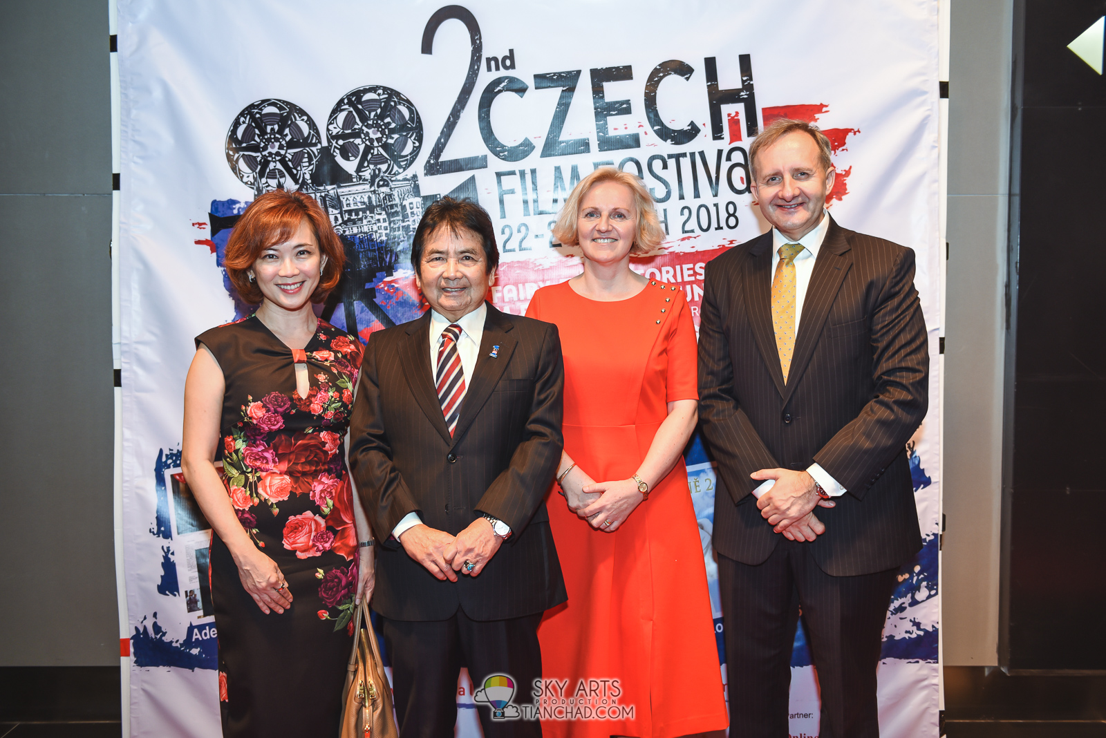 【Photo】Czech Republic Film Festival 2018 Malaysia Launch @ GSC Pavilion KL  #CRFF2018