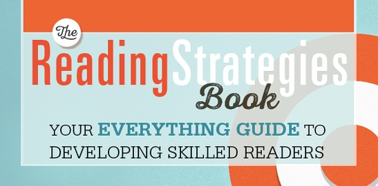 5 Books For Understanding Reading >> The Teaching Thief The Reading Strategies Book Goal 5