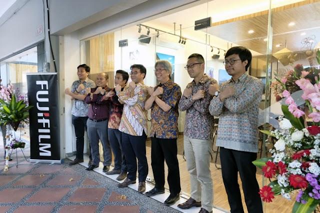 Yogyakarta Menjadi Kota Kedua Diresmikannya FUJIFILM Learning Center