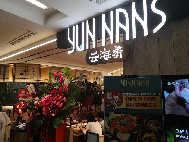 Yunnans NEX