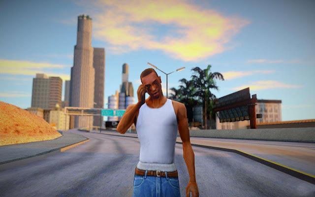 GTA San Andreas To Call The Police Mod 2021