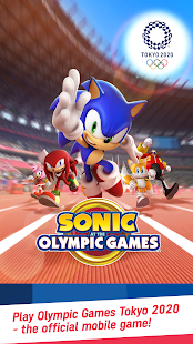 SONIC AT THE OLYMPIC GAMES – TOKYO2020