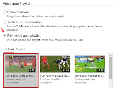 Cara Menambah Link Anotasi End Screen di Akhir Video Youtube 24