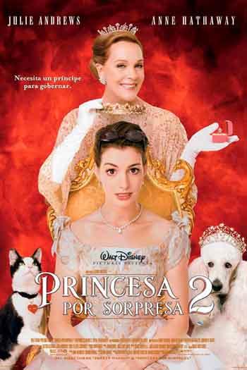 The Princess Diaries 2 Royal Engagement 2004 480p 300MB BRRip