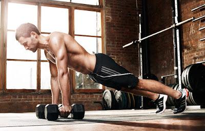 Ejercicios fitness, ponte en forma