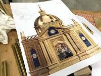 Leading the Way in Liturgical Art and Design: Talleres de Arte Granda