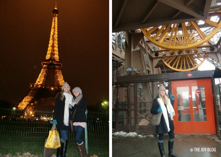 Eiffel Tower | That One Time I Went to Paris // WWW.THEJOYBLOG.NET