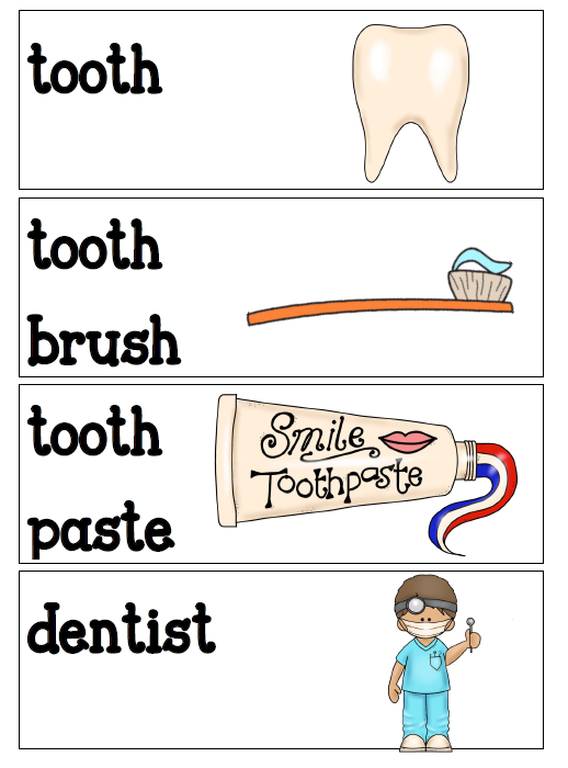 DENTAL HEALTH MONTH! - A is for Adventures of Homeschooling