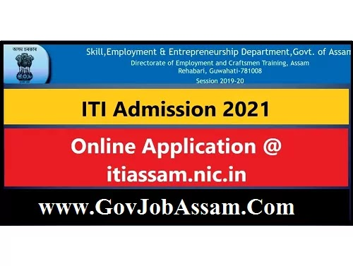 ITI Admission 2021 :: Apply Online For Industrial Training Institute