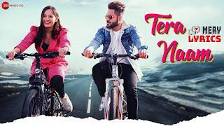 Tera Naam By Raman Kapoor - Lyrics