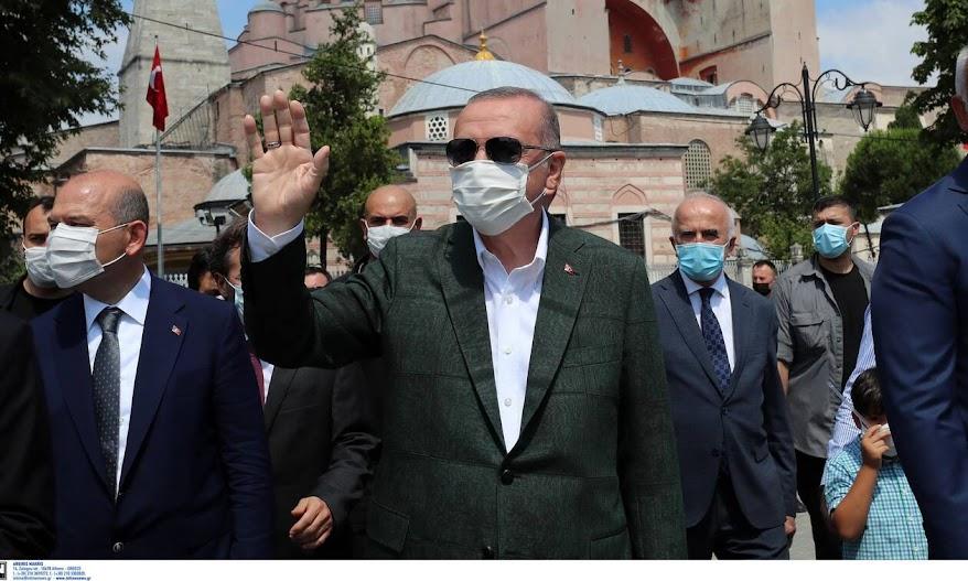 Ερντογάν: Το «αυγό του φιδιού» έσπασε