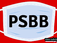 Penerapan PSBB Ketat Jakarta Gelombang ke 2