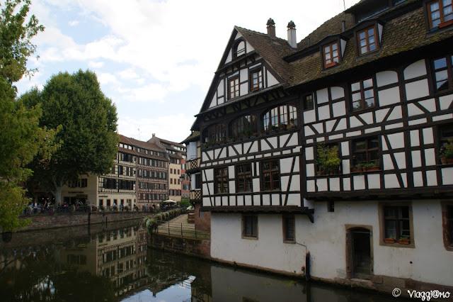 Strasburgo in camper
