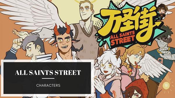 All Saints Street Characters