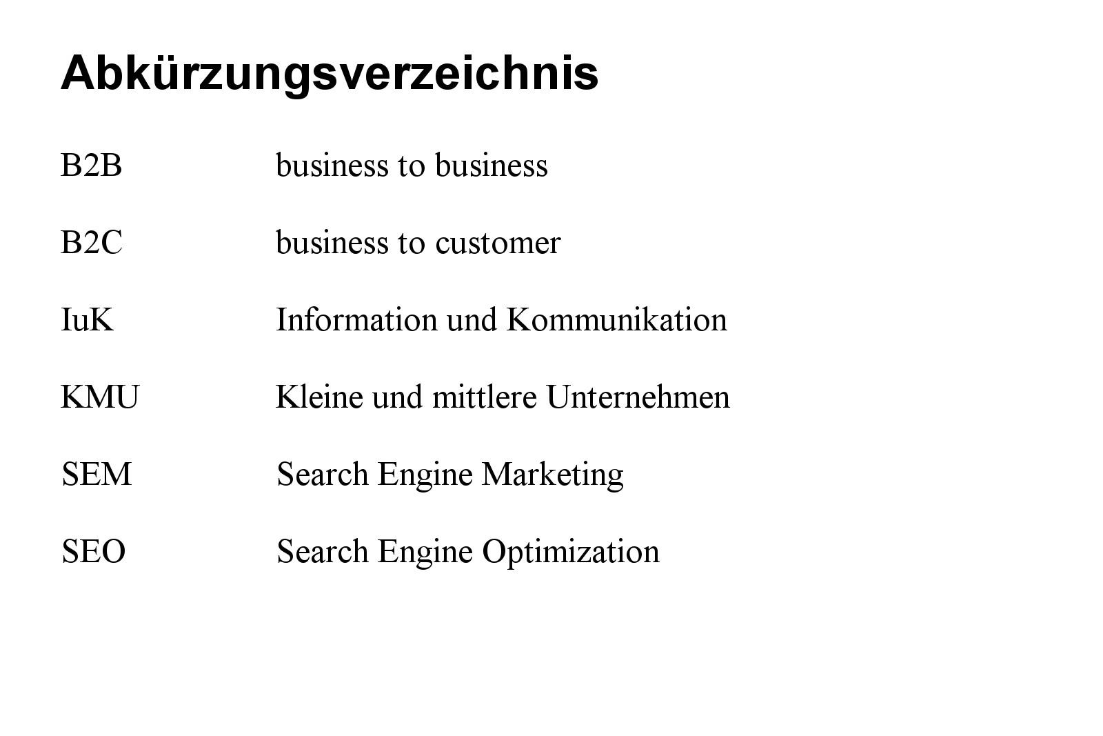 7 Bachelorarbeit Marketing Beispiele Akademische Arbeit