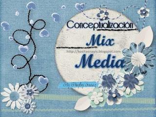 conceptos glosario mix media mixed media ejemplos