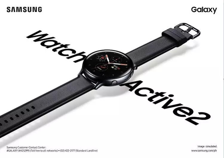 Samsung Galaxy Watch Active2 Now Available in PH; Price Starts at Php13,990