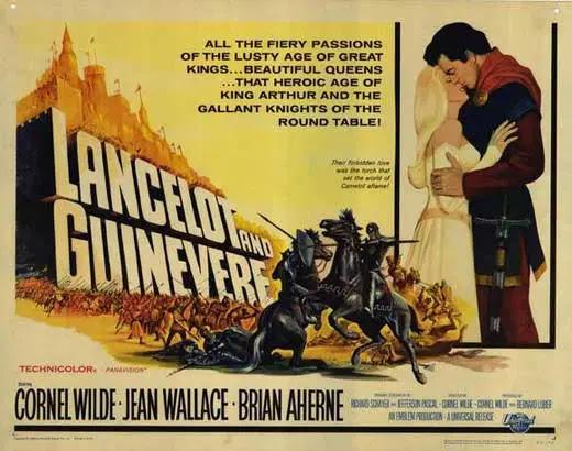 Película La espada de Lancelot Online