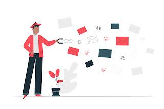 إعداد خطّة تسويق الكتروني لإشهار المواقع الالكترونية
