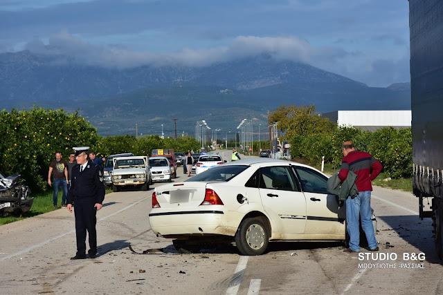 Τροχαίο δυστύχημα με έναν νεκρό στην Αργολίδα (βίντεο)