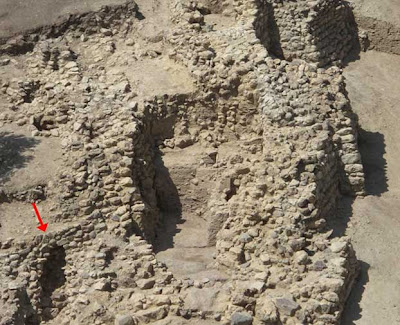 4,200-year-old fortification unearthed in Spain
