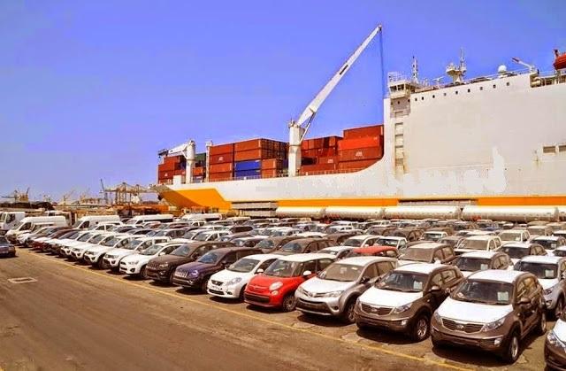 dédouanement des véhicules à Dakar