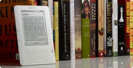 Kindle 2 : Buku Elektronik Baru dari Amazon