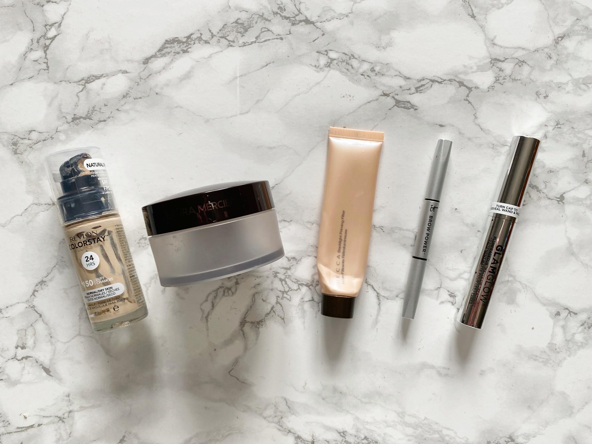 makeup empties review