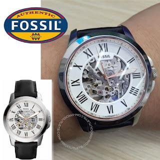 jam tangan original fossil me3101