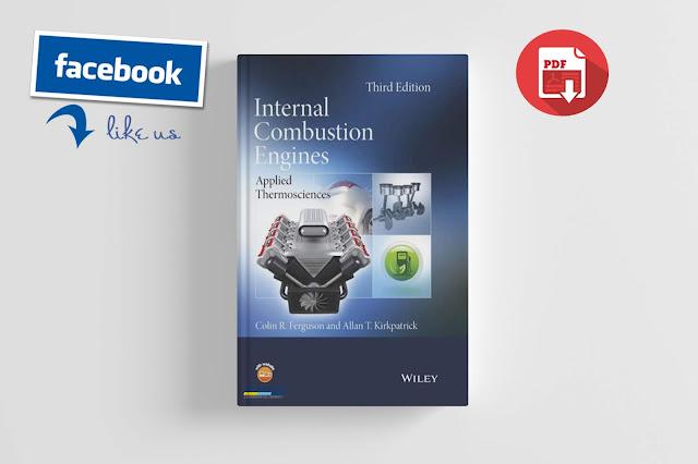 كتاب محركات الاحتراق الداخلي  internal combustion Engines