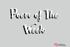 Poem of The Week #2 : Kau Datang Seperti Petrichor