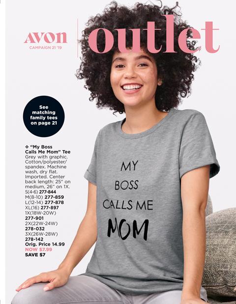 Avon Outlet Campaign 21 2019