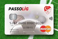Passolig Kart Kombine Futbol Maç Kartı