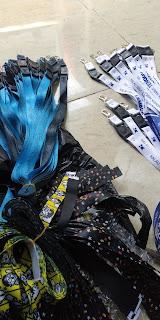 Tempat produksi tali ID card harga murah di Jakarta