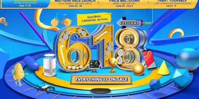 Gearbest Carnival 618