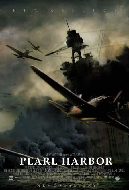 Pearl Harbor 2001 720p 1.4GB BRRip Dual Audio