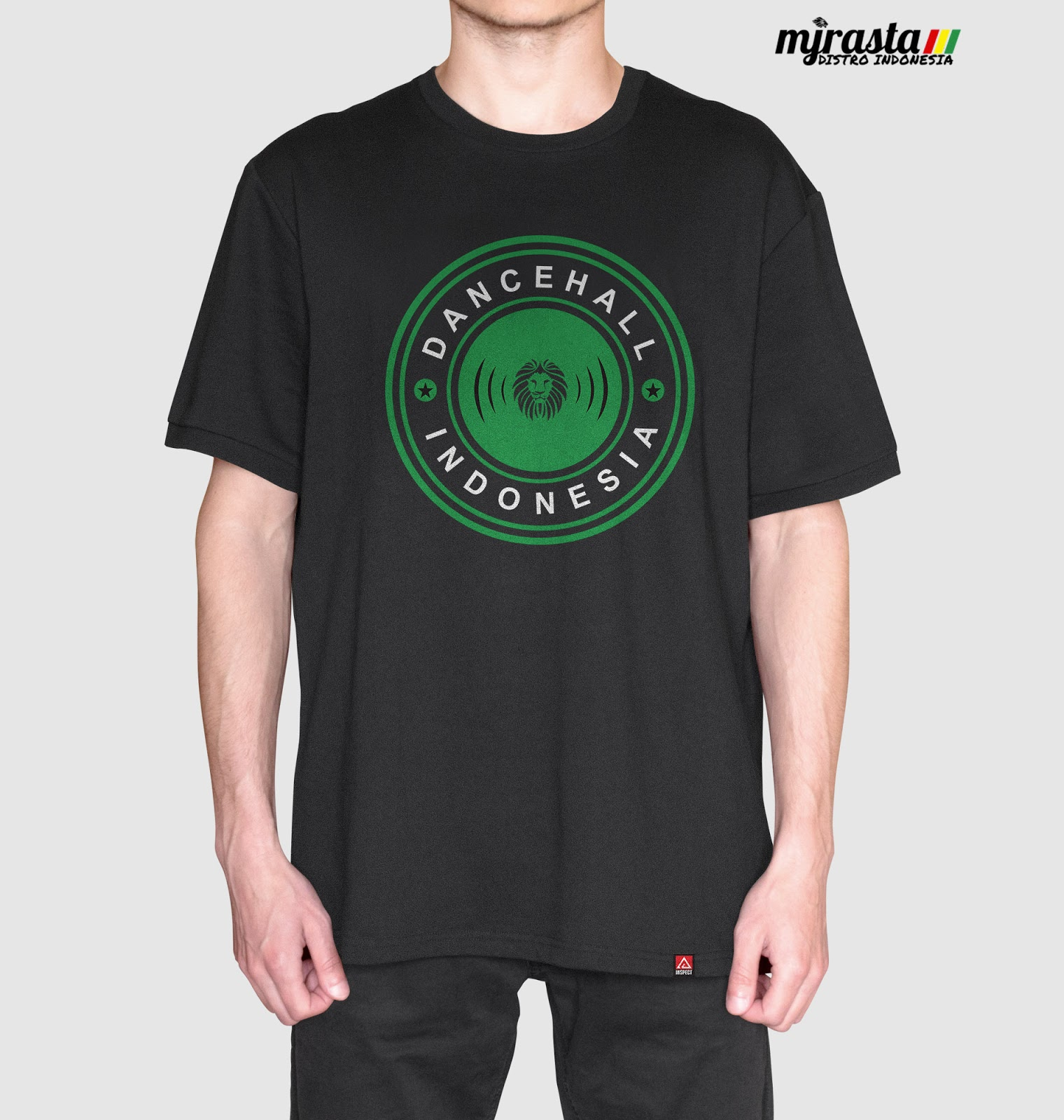 Kaos Dancehall Indonesa 2
