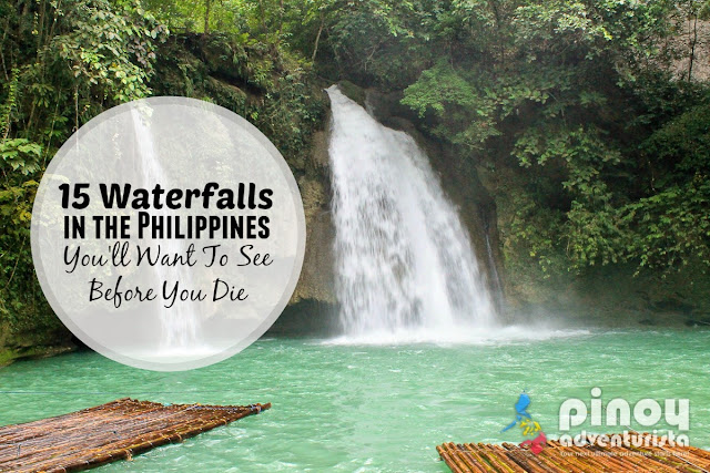 Waterfalls In The Philippines You'll Want To See Before You Die
