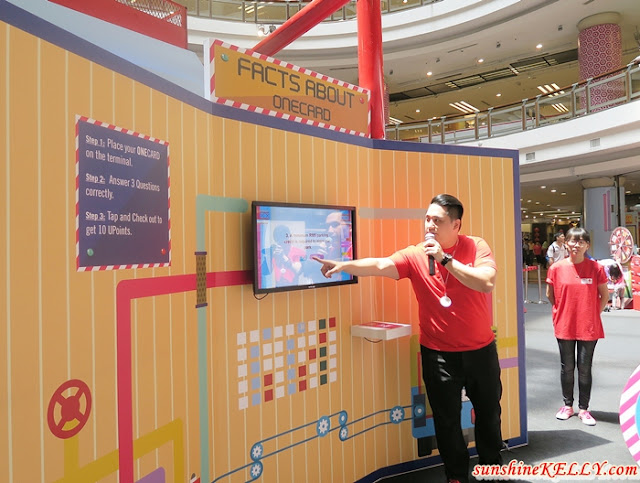 ONECARD Think 10th Anniversary Celebration, 1 Utama, One Utama