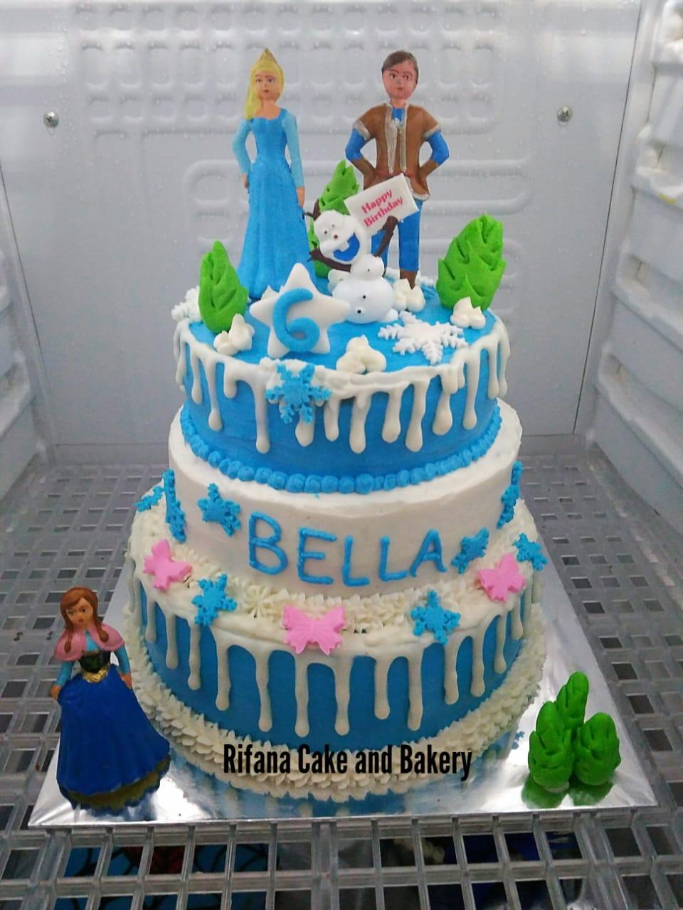 Jual Kue Ulang Tahun Di Kembaran Banyumas Rifana Bakery