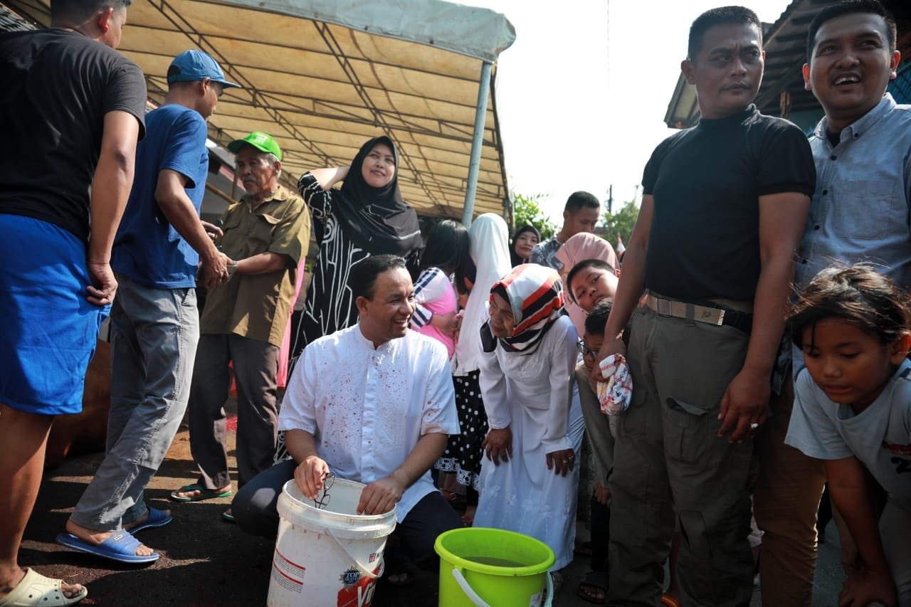 Green Peace Serang Anies Baswedan