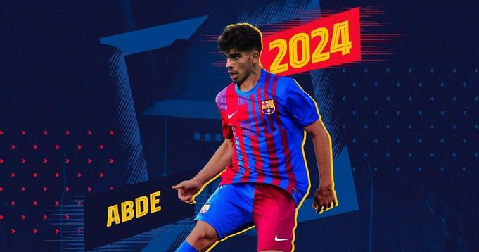 Barcelona B officially sign talented winger Abde for €2m
